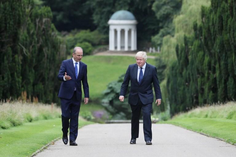 BRITAIN - NIRELAND - IRELAND - POLITICS