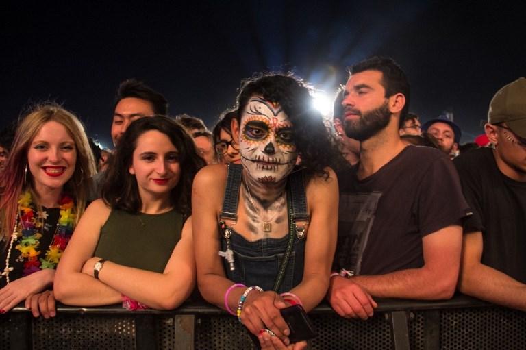 FRANCE - SOLIDAYS - FESTIVAL
